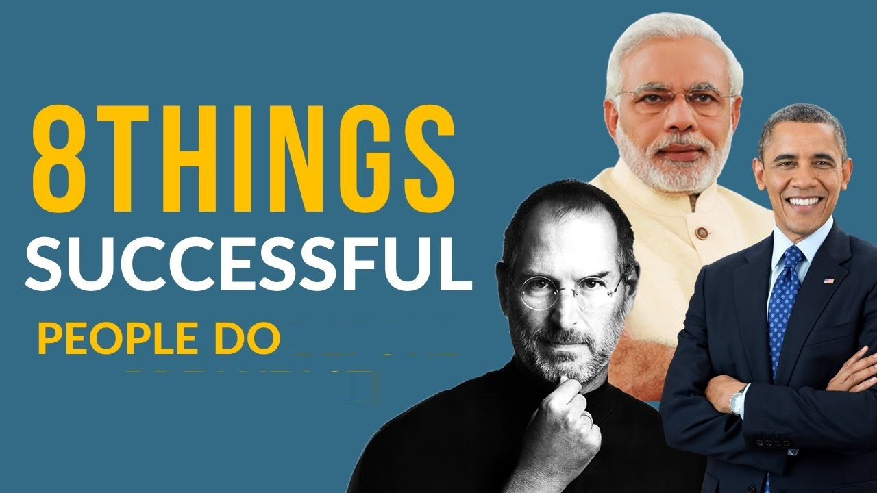 Top 8 quotations of highly successful people