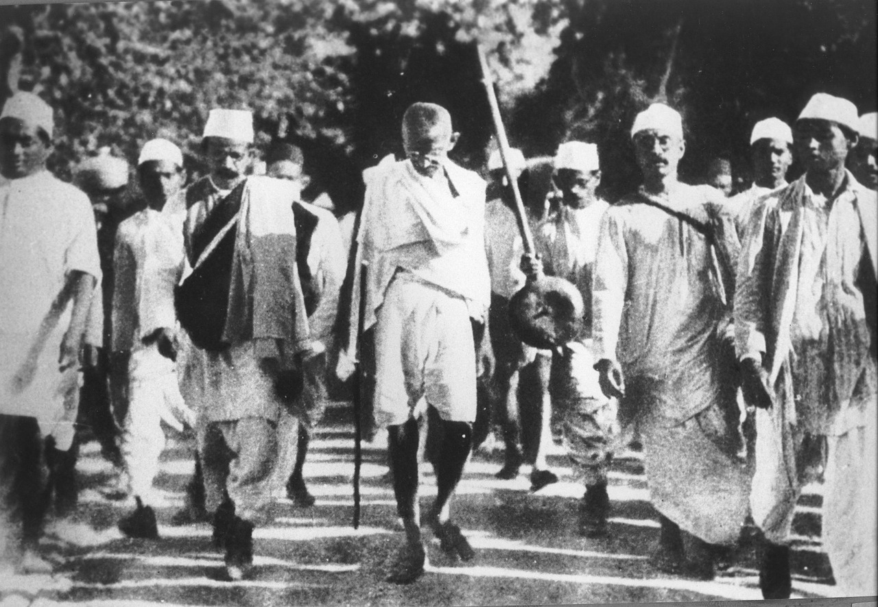 Tribute to the Father of Nation, 'Mohan Das Karamchand Gandhi '