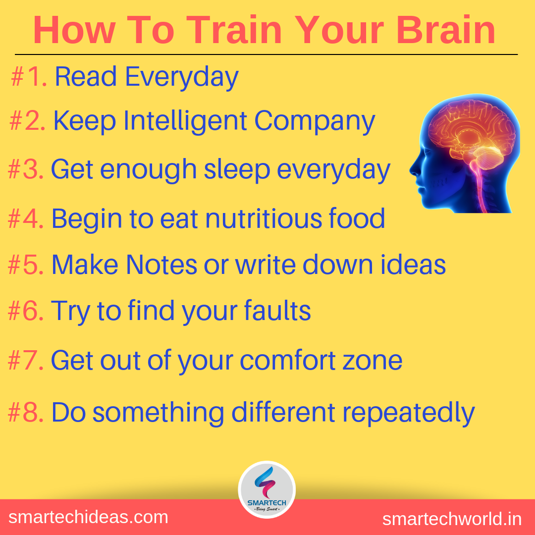How to train your brain??