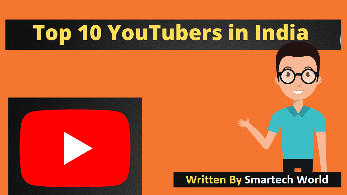 Top 10 you tubers of India: