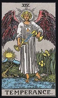 Travel to Africa, Cuba, and Nigeria With Temperance from the Major Arcana