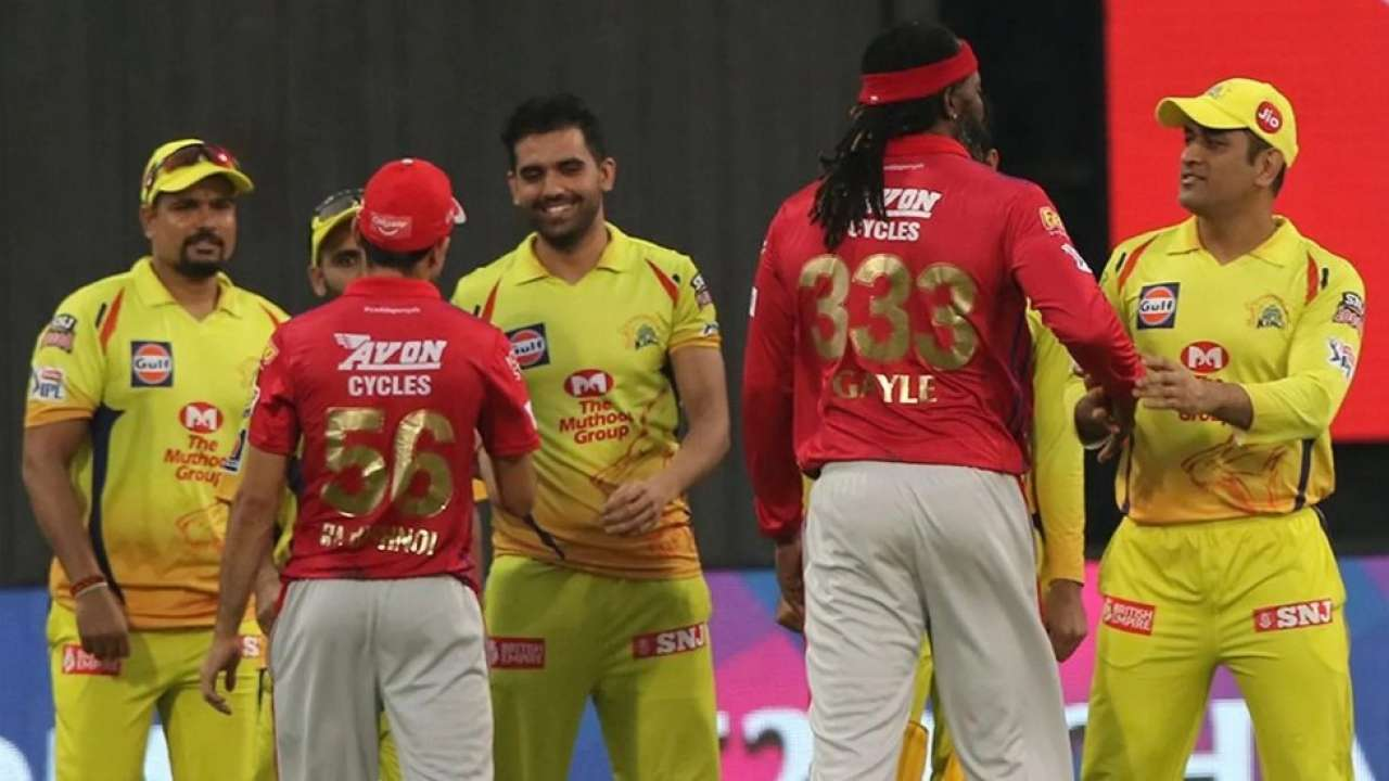 IPL 2021 : CSK vs PBKS : Chennai Super Kings beat Punjab Kings by six wickets