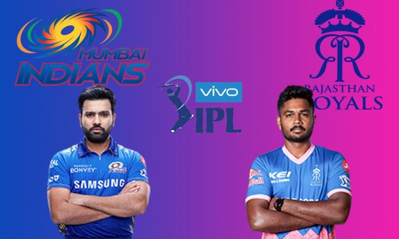 MI vs RR : Mumbai Indians vs Rajasthan Royals : Match 24, Match Prediction – Who will win today's match? DREAM11 fantasy team prediction
