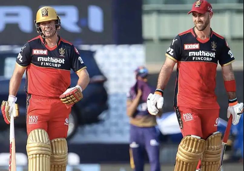 RCB vs KKR : Glenn Maxwell, AB de Villiers shine in RCB's hat-trick win after defeating Kolkata by 38 runs